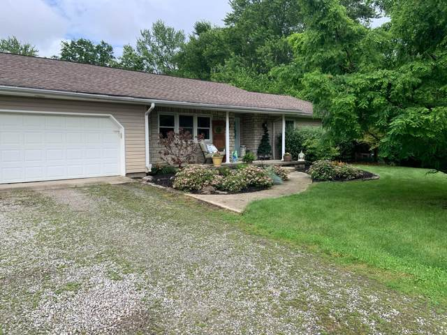 537 Curve Road, Delaware, OH 43015 (MLS #221020349) :: The Holden Agency