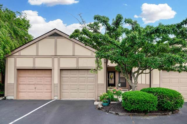 714 Alta View Court #34, Worthington, OH 43085 (MLS #221020353) :: The Holden Agency