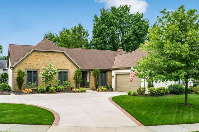 953 Charterhouse Court, Westerville, OH 43081 (MLS #221020358) :: Signature Real Estate