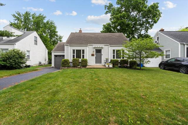 882 Chambers Road, Columbus, OH 43212 (MLS #221020377) :: The Tobias Real Estate Group