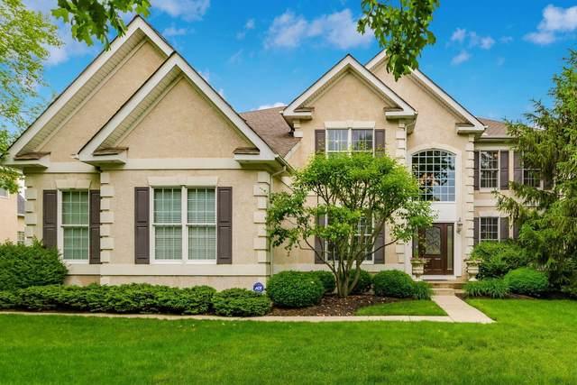 4830 Vista Ridge Drive, Dublin, OH 43017 (MLS #221020383) :: Jamie Maze Real Estate Group