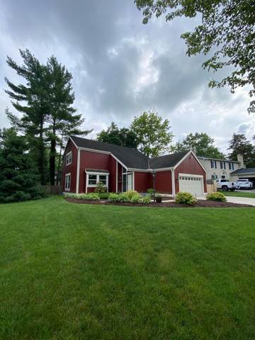 621 Berkeley Place S, Westerville, OH 43081 (MLS #221020388) :: The Holden Agency