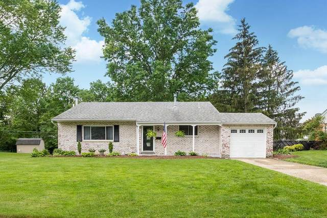 557 Catawba Avenue, Westerville, OH 43081 (MLS #221020401) :: The Holden Agency