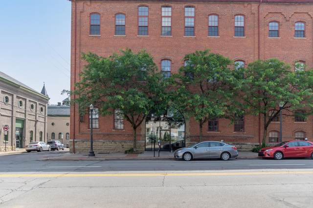 544 S Front Street #201, Columbus, OH 43215 (MLS #221020403) :: 3 Degrees Realty