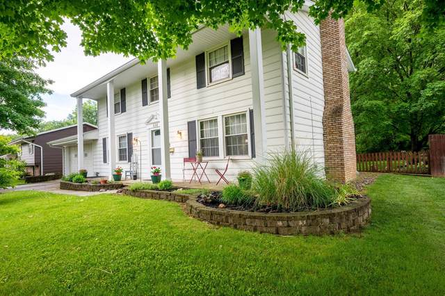 698 Bordeaux Avenue, Marion, OH 43302 (MLS #221020411) :: The Holden Agency