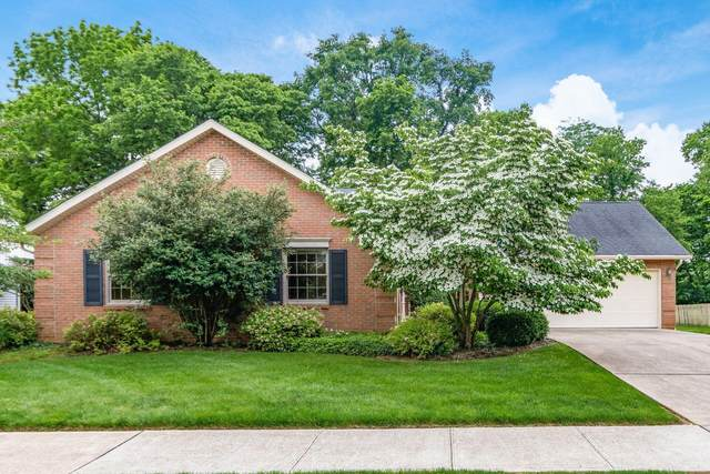 207 Wicklow Drive, Granville, OH 43023 (MLS #221020414) :: Exp Realty