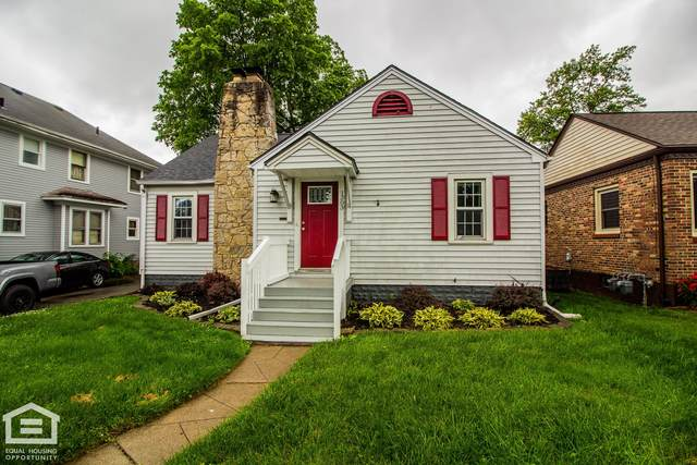 1303 N Lowry Avenue, Springfield, OH 45504 (MLS #221020429) :: The Holden Agency