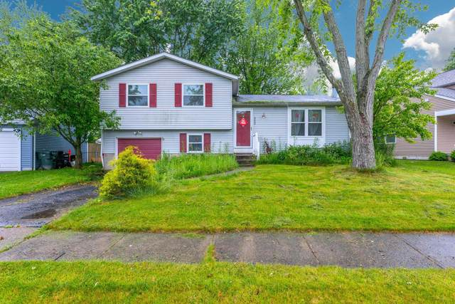 8669 Scarsdale Boulevard, Powell, OH 43065 (MLS #221020431) :: The Holden Agency