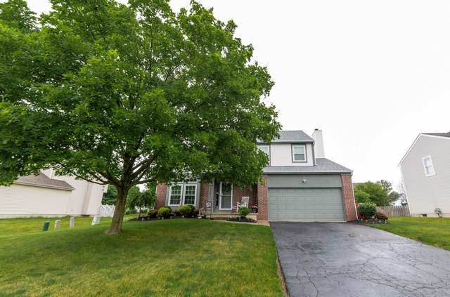 9322 Harness Place, Pickerington, OH 43147 (MLS #221020462) :: Exp Realty