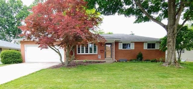 619 College Crest Road, Westerville, OH 43081 (MLS #221020469) :: Signature Real Estate