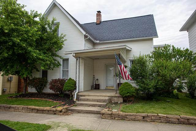 216 S Chillicothe Street, Plain City, OH 43064 (MLS #221020475) :: CARLETON REALTY