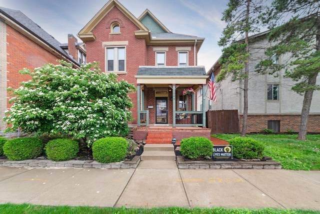 1285 Forsythe Avenue, Columbus, OH 43201 (MLS #221020491) :: Exp Realty