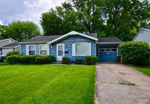 1037 Robinson Street, Marion, OH 43302 (MLS #221020498) :: The Holden Agency