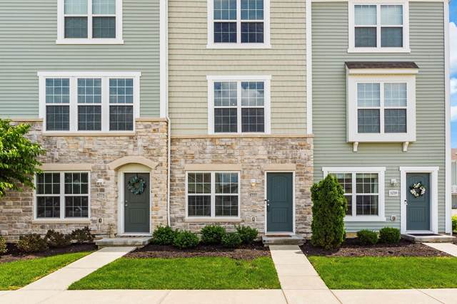 5777 Passage Creek Drive, Dublin, OH 43016 (MLS #221020499) :: The Tobias Real Estate Group