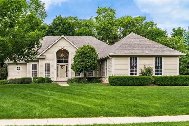 5311 Bayside Ridge Drive, Galena, OH 43021 (MLS #221020540) :: Jamie Maze Real Estate Group