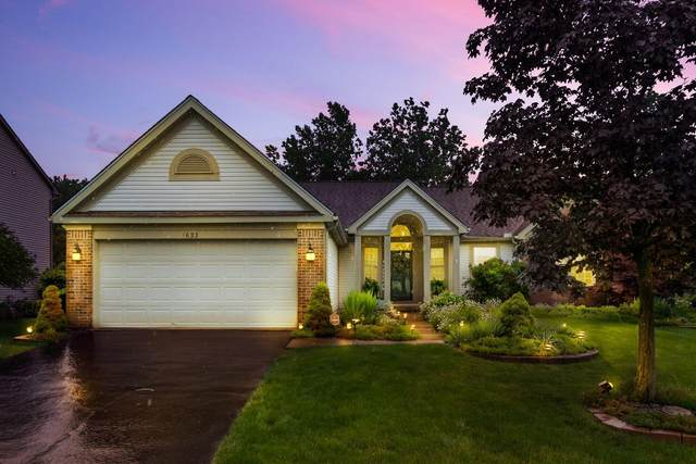 1623 Westwood Drive, Lewis Center, OH 43035 (MLS #221020545) :: Jamie Maze Real Estate Group