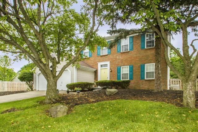 2600 Windflower Road, Hilliard, OH 43026 (MLS #221020567) :: Jamie Maze Real Estate Group