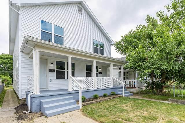 58 Stevens Avenue #60, Columbus, OH 43222 (MLS #221020570) :: CARLETON REALTY