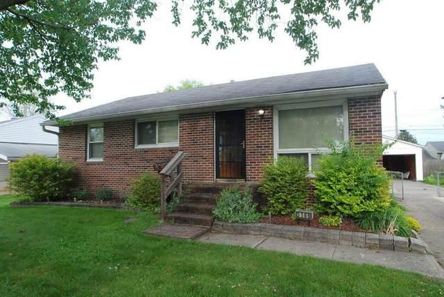 5166 Fairlane Road, Columbus, OH 43207 (MLS #221020571) :: Exp Realty