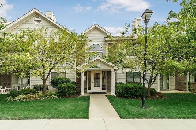 6735 Meadow Creek Drive #206, Columbus, OH 43235 (MLS #221020579) :: The Holden Agency