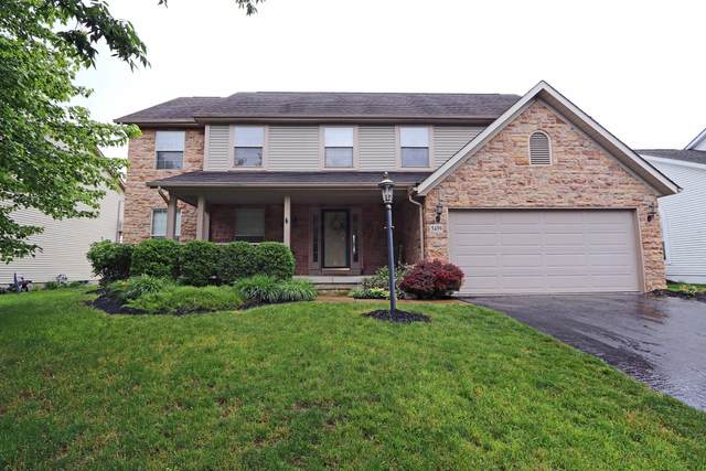 5499 Fox Hill Road, Hilliard, OH 43026 (MLS #221020586) :: Bella Realty Group
