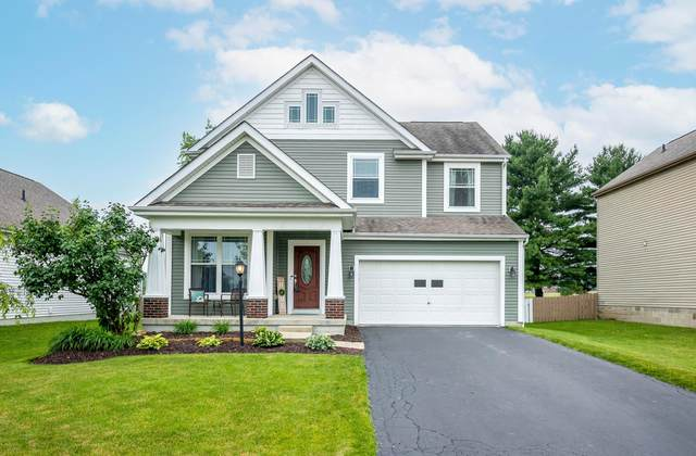 116 Cameron Drive, Etna, OH 43062 (MLS #221020596) :: Berkshire Hathaway HomeServices Crager Tobin Real Estate