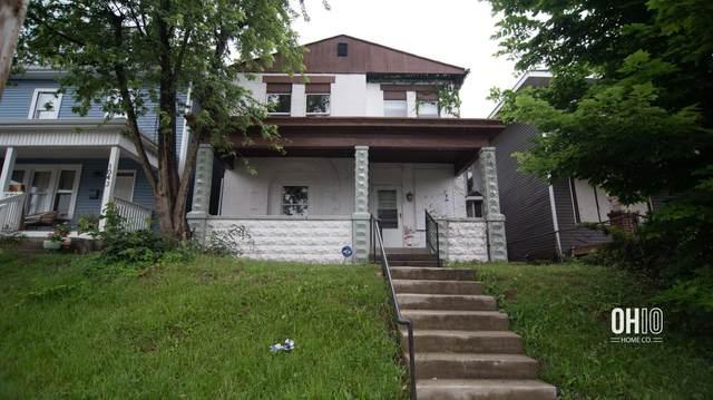 1041 E Whittier Street, Columbus, OH 43206 (MLS #221020600) :: 3 Degrees Realty