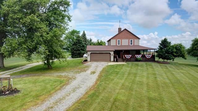 3450 Linn Hipsher Road, Marion, OH 43302 (MLS #221020602) :: The Holden Agency