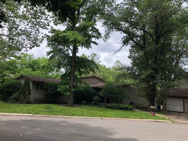 5239 Fenway Place A, Columbus, OH 43214 (MLS #221020627) :: 3 Degrees Realty