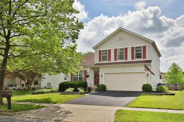 9103 Longstone Drive, Lewis Center, OH 43035 (MLS #221020636) :: Exp Realty