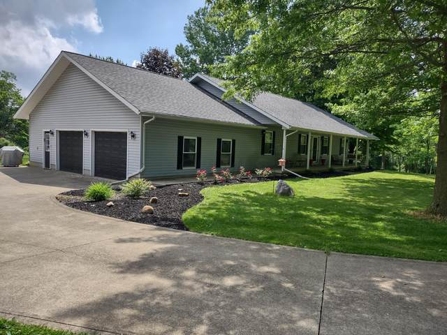 844 Reed Road, Mansfield, OH 44903 (MLS #221020638) :: The Holden Agency