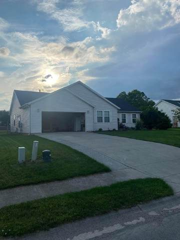 144 Lincoln Place Place, North Lewisburg, OH 43060 (MLS #221020649) :: The Holden Agency