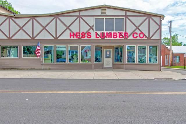 300 E Columbus Avenue, Bellefontaine, OH 43311 (MLS #221020669) :: Signature Real Estate
