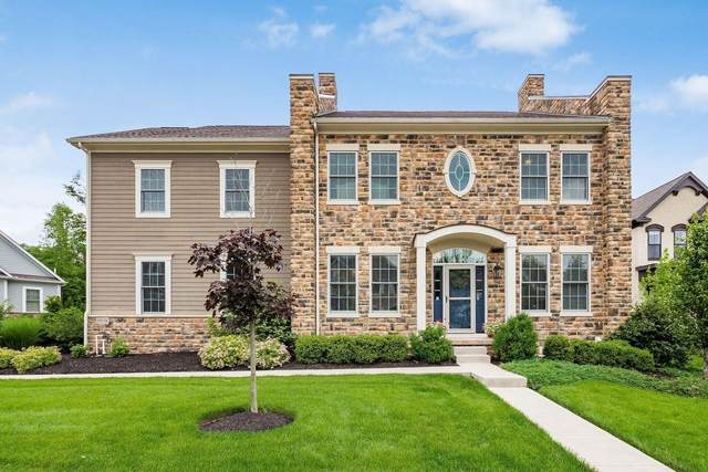10854 Rock Rose Place, Plain City, OH 43064 (MLS #221020672) :: The Holden Agency