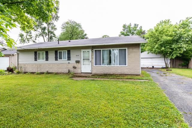 869 Brian Drive, Reynoldsburg, OH 43068 (MLS #221020698) :: Sam Miller Team
