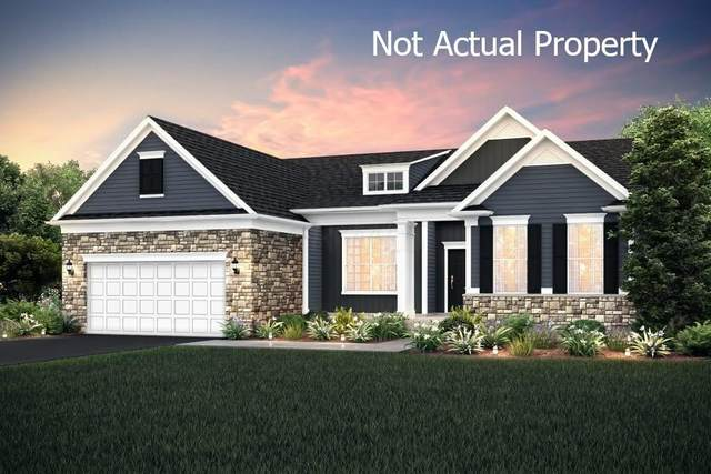 6721 Oliver Way Lot 21, Dublin, OH 43016 (MLS #221020699) :: The Holden Agency