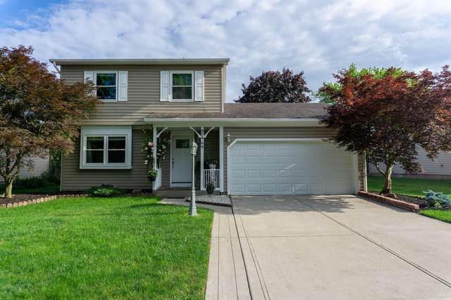 2469 Sandstrom Drive, Columbus, OH 43235 (MLS #221020710) :: The Holden Agency