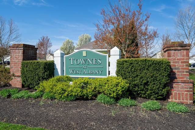 5543 Albany Terrace Way #1003, Westerville, OH 43081 (MLS #221020716) :: 3 Degrees Realty