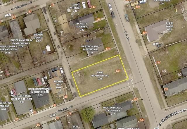 165 S 3rd Street, Newark, OH 43055 (MLS #221020720) :: Shannon Grimm & Partners Team