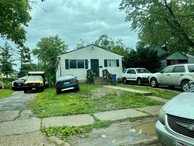 616 S Napoleon Avenue, Columbus, OH 43213 (MLS #221020731) :: CARLETON REALTY