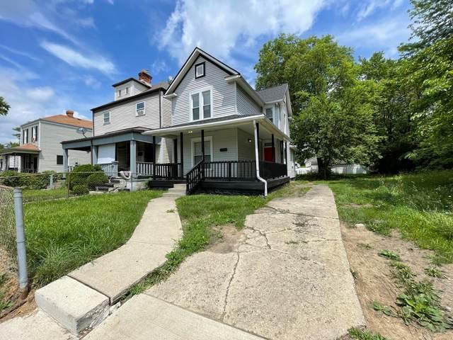 538 Trevitt Street, Columbus, OH 43203 (MLS #221020746) :: The Holden Agency