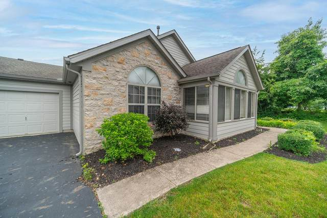 3831 Orchard Way, Powell, OH 43065 (MLS #221020756) :: Shannon Grimm & Partners Team
