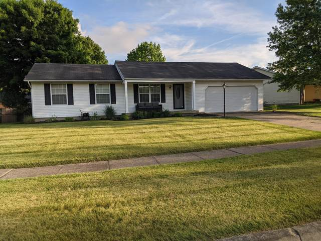 1226 Coventry Circle, Lancaster, OH 43130 (MLS #221020772) :: The Holden Agency