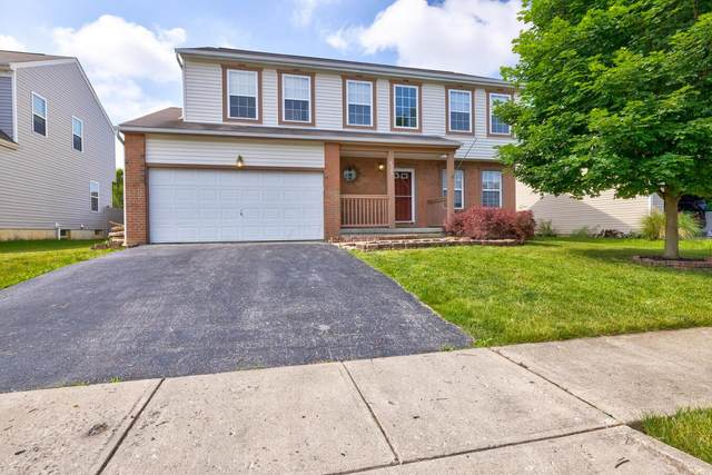 6987 Storm Boat Lane, Canal Winchester, OH 43110 (MLS #221020791) :: The Holden Agency