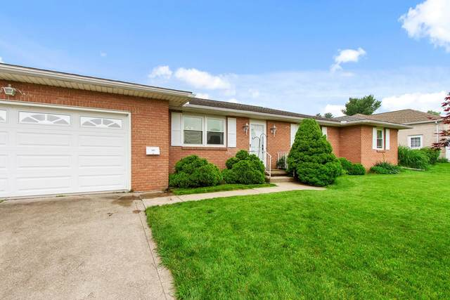 1025 Pearce Drive, Mansfield, OH 44906 (MLS #221020796) :: Shannon Grimm & Partners Team