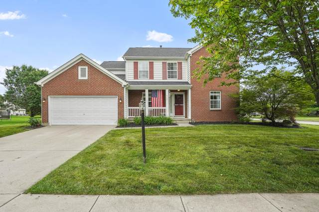 717 Village Park Drive, Powell, OH 43065 (MLS #221020799) :: Bella Realty Group