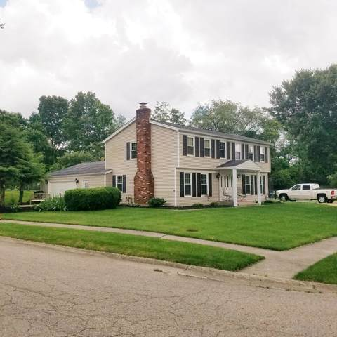 16 Craig Drive, Mount Vernon, OH 43050 (MLS #221020807) :: The Holden Agency