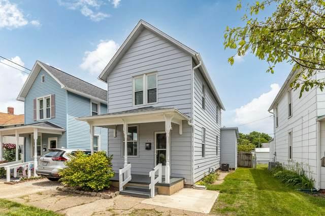 614 N Maple Street, Lancaster, OH 43130 (MLS #221020826) :: CARLETON REALTY