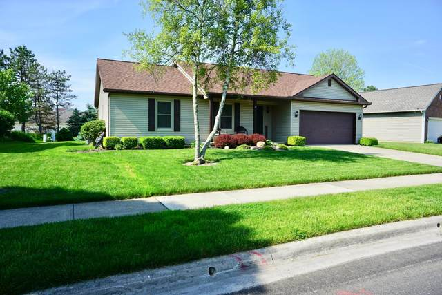 27 Providence Lane, Delaware, OH 43015 (MLS #221020836) :: The Tobias Real Estate Group