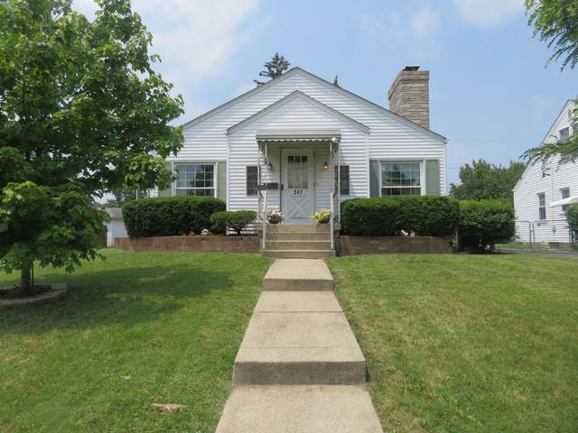 347 Letchworth Avenue, Columbus, OH 43204 (MLS #221020864) :: The Tobias Real Estate Group